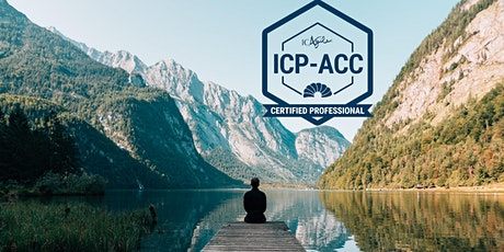 Agile Coaching Certification (ICP-ACC): Leading Agile Teams into the Future tickets