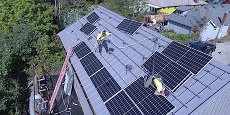 Basics of Solar : Redmond tickets