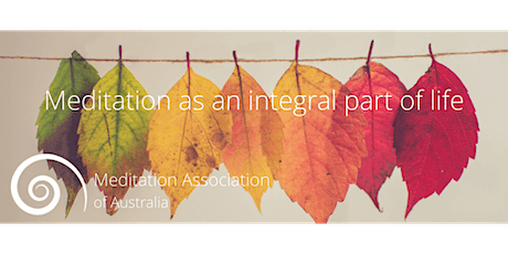 Meditation  Australia Annual General Meeting Sunday November 15 2020 tickets