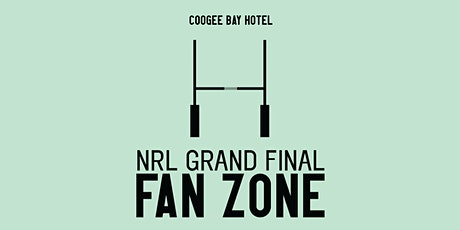 NRL Grand Final Fan Zone | Coogee Bay Hotel tickets