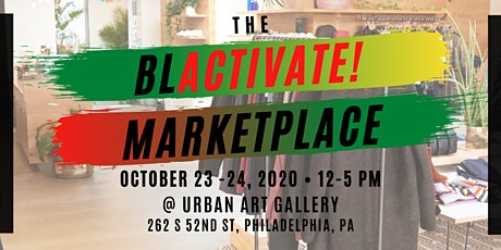 Blactivate! Marketplace | Black Business Boost Market tickets