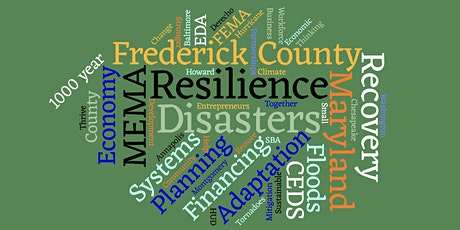 Maryland Resilience & Economic Recovery Series #2 tickets