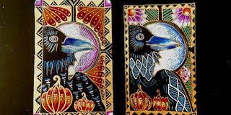 The Raven's Code A Zentangle Inspired Class tickets