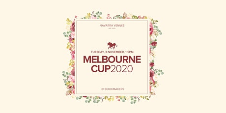Melbourne Cup - Bookmakers Pop•Up Bar tickets