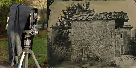 Wet Plate Collodion Photography-making Tin Types tickets