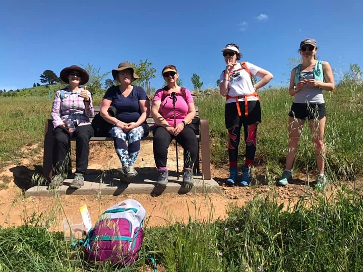 Women's ACT Free Meet Up Hike // Shepherds Lookout Loop image
