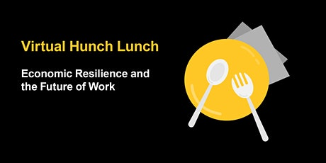 Knowledge Exchange for Resilience Virtual Hunch Lunch tickets