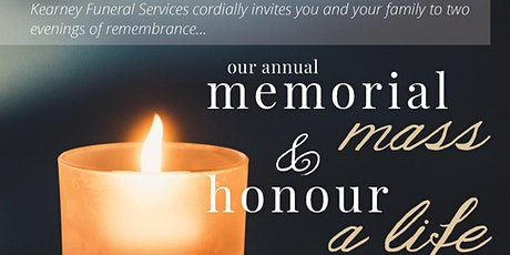 Evenings of Remembrance tickets