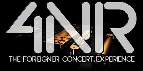 Foreigner Tribute by 4NR - Drive In Concert Oxnard tickets
