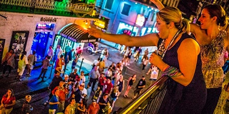 New Orleans  - Bourbon Street VIP Bar Crawl tickets