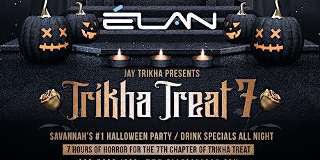 Trikha Treat #7 at Elan tickets