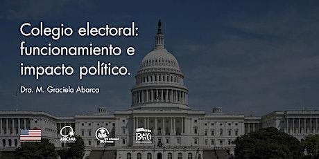 Colegio electoral: funcionamiento e impacto político entradas