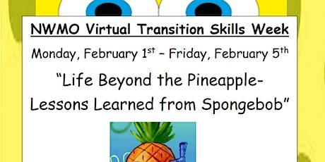 NW MO Virtual Transition Skills Week tickets