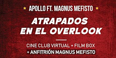Atrapados en el Overlook | Cine Club Virtual boletos