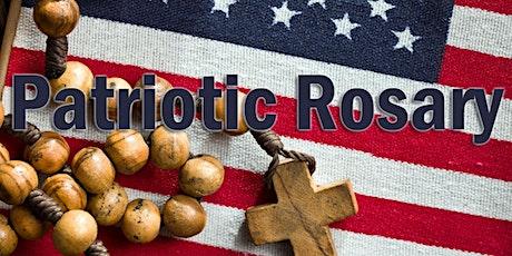Patriotic Rosary tickets