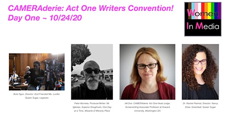 Writers Convention Day One tickets