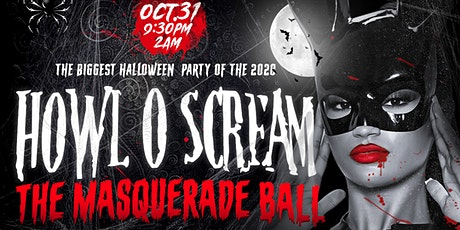 The Masquerade Ball - THE DMV HALLOWEEN CELEBRATION Tickets