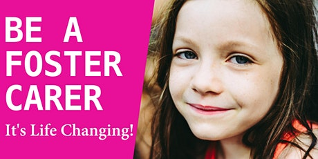Live Foster Care Information Webinar - SA tickets
