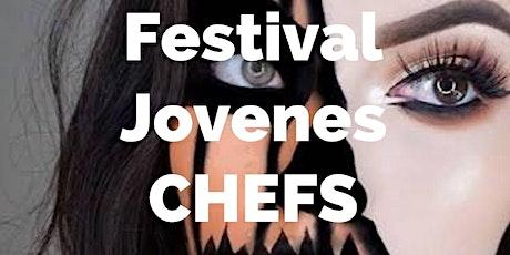 FESTIVAL DE JOVENES CHEFS DE AMERICA ingressos