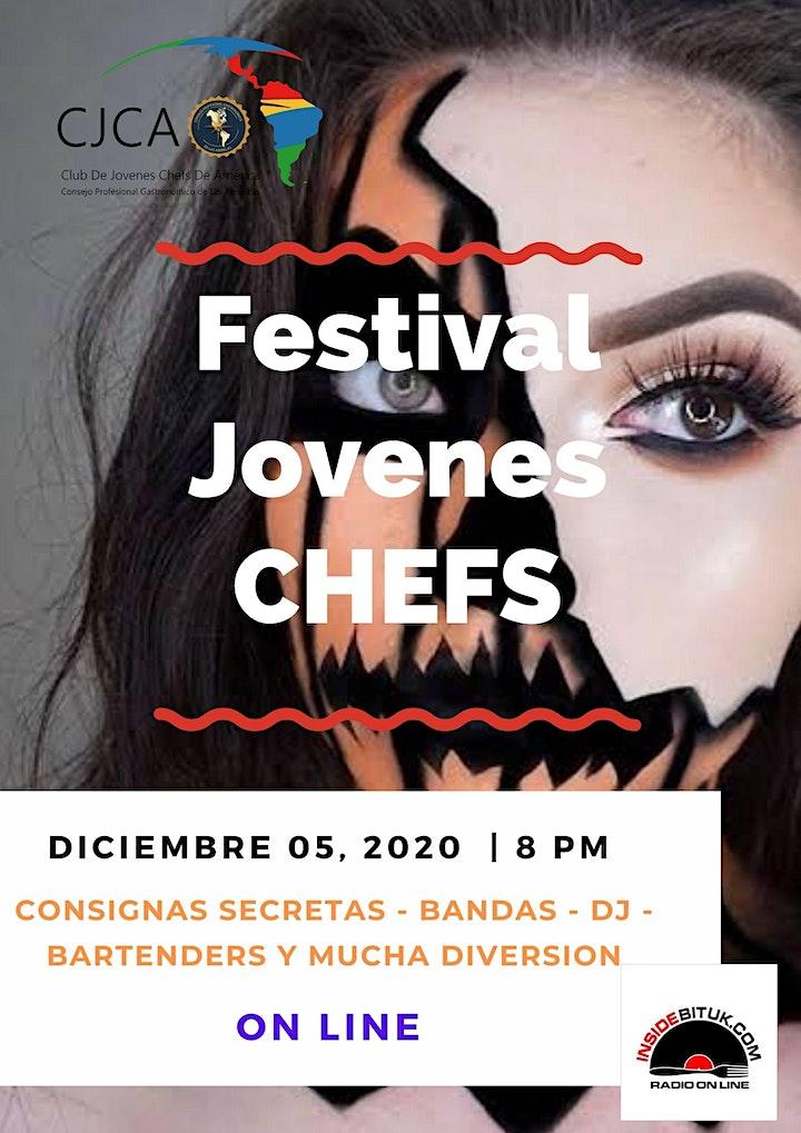 Imagen de FESTIVAL DE JOVENES CHEFS DE AMERICA