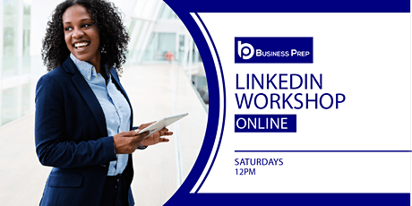 Business Prep - LinkedIn Workshop tickets