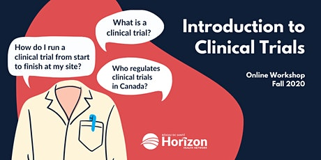 Introduction to Clinical Trials (Part B) tickets