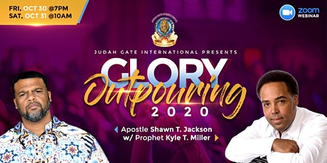 GLORY OUTPOURING STL tickets