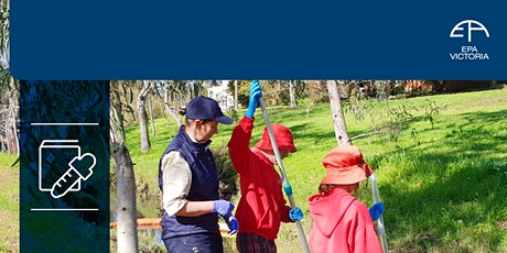 Using citizen science to understand the environment tickets