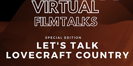 Virtual Film Talks Special Edition: Let's Talk Lovecraft