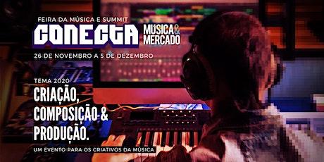 Conecta+ Música & Mercado tickets