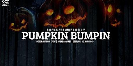 Pumpkin Bumpin  5 stage Halloween BANGER! Danny TWC, 3D, Getomark, Dan Efex tickets