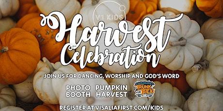 V1 Kids Presents A Harvest Celebration tickets