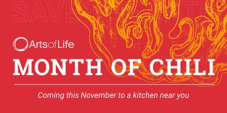 Chili Cooking Class with Chris Reed tickets