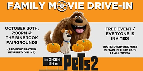 Binbrook Family Movie Night Drive In tickets