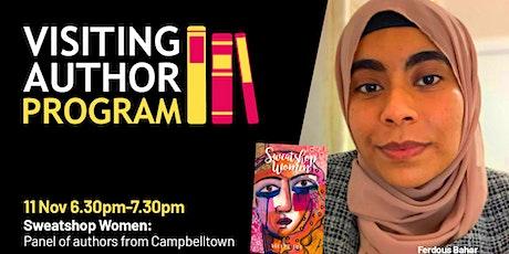 Sweatshop Women: panel of authors from Campbelltown tickets