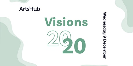 Visions 2020 tickets