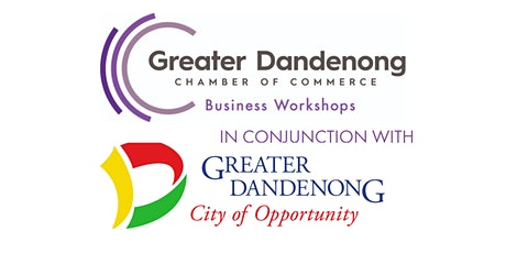 Support for Greater Dandenong Businesses Webinar tickets