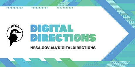 Digital Directions 2020 Virtual Conference - Session 3 tickets