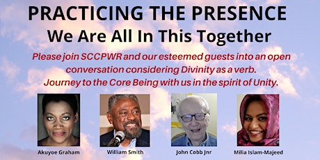 PRACTICING THE PRESENCE  We Are All In This Together tickets