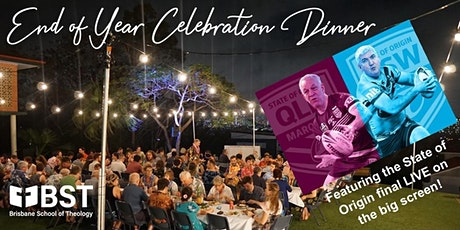 End of Year Celebration Dinner 2020 tickets