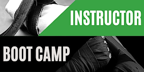 Martial Arts Instructor Boot Camp Online tickets