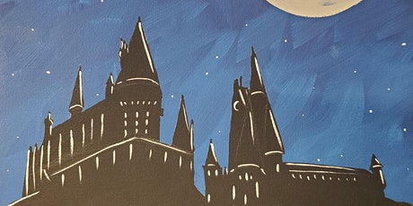 Paint night at Pawn & Pint- Hogwarts tickets