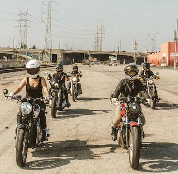 The Litas Malibu Ride to the Real Deal Micro-Workshoppes image