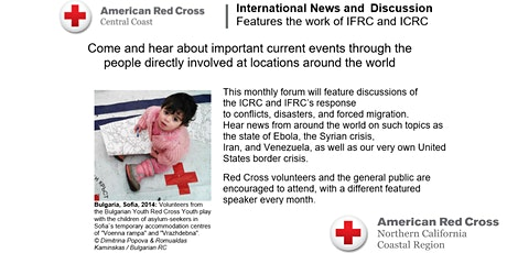 International Humanitarian Discussion Group tickets