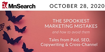 October Virtual HH + The Spookiest Marketing Mistakes