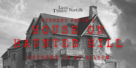 Movie Night - House on Haunted Hill tickets