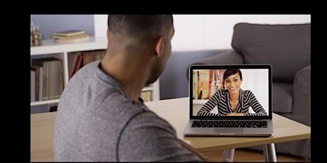 Virtual Online Single Black Speed Dating (24-38) tickets