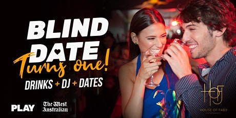 PLAY's popular Blind Date column is turning one! tickets
