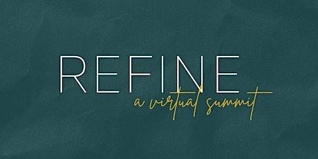 Refine: A Virtual Summit for Wedding Professionals tickets