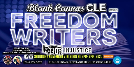 Freedom Writers Poetic Injustice tickets